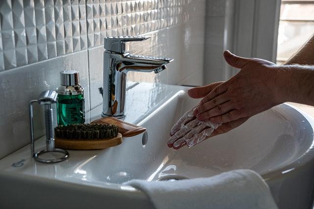 Een Waterleiding In De Badkamer Vervangen Vanderloo Design